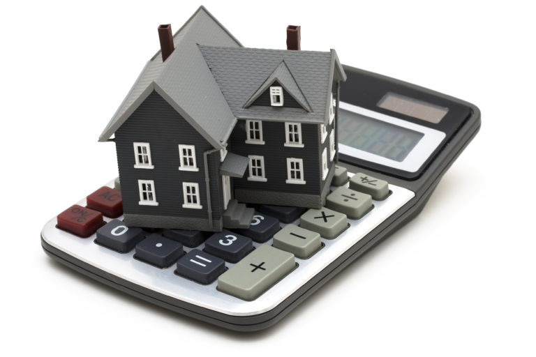 House with Calculator